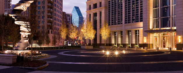 Real Life Solutions -Rosewood Court Building Dallas, Texas